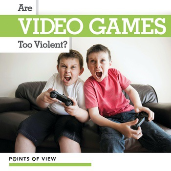 video games too violent By and large, video games are oftentimes aggressive some of those who are indeed too hooked on the popular video games these days may not notice it those who contest the presence of the violent video games believe that this form of media doesn't pose any benefit to the industry.